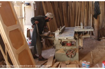 MEET GULBUDDIN, THE CARPENTER WHO DREAMS BIG
