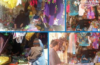 The First Female-owned Shop in Aqkobruk Village