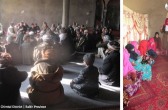 HAND IN HAND AFGHANISTAN EXPANDS TO CHIMTAL DISTRICT