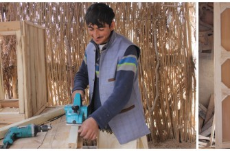 FROM UNSKILLED LABOR TO SKILLED CARPENTER
