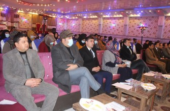 Hand in Hand Afghanistan Organization conducts  stakeholders engagement meeting in Balkh province