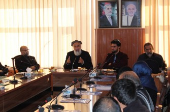Hand in Hand Afghanistan organizes the project reporting and closeout event in Parwan province